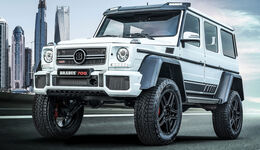 "Brabus 700 4x4² ""one of ten"" Final Edition"