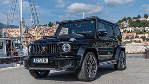 Brabus 700 Widestar Mercedes G 63