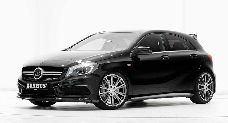 Brabus B45 Mercedes A 45 AMG