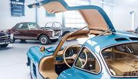 Brabus Classic Restaurierungen Showroom Werkstatt