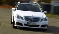 Brabus E4WD Full Electric, Frontansicht