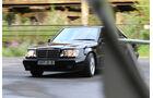 Brabus-Mercedes E 500, Frontansicht