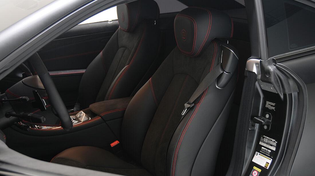 Brabus T65 RS Mercedes SL 65 AMG Black Series