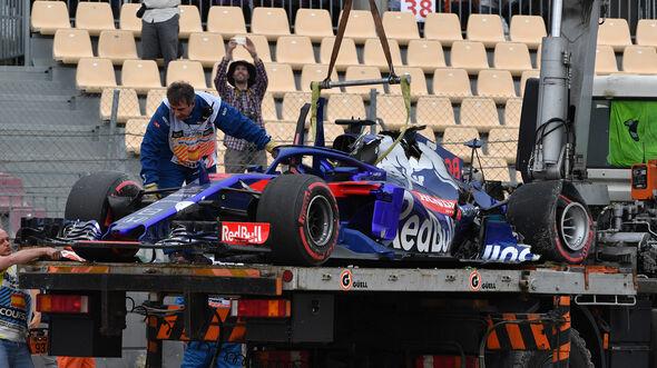Brendon Hartey - GP Spanien 2018