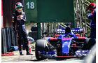 Brendon Hartley - GP Brasilien 2017