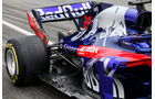 Brendon Hartley - Toro Rosso - Barcelona F1-Test 2018 - Tag 1