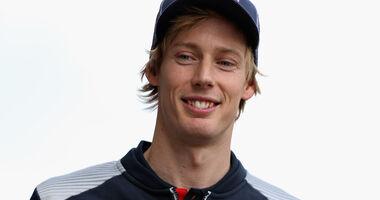 Brendon Hartley - Toro Rosso - Formel 1 - 2017