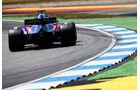 Brendon Hartley - Toro Rosso - GP Deutschland - Hockenheim - Formel 1 - Freitag - 20.7.2018