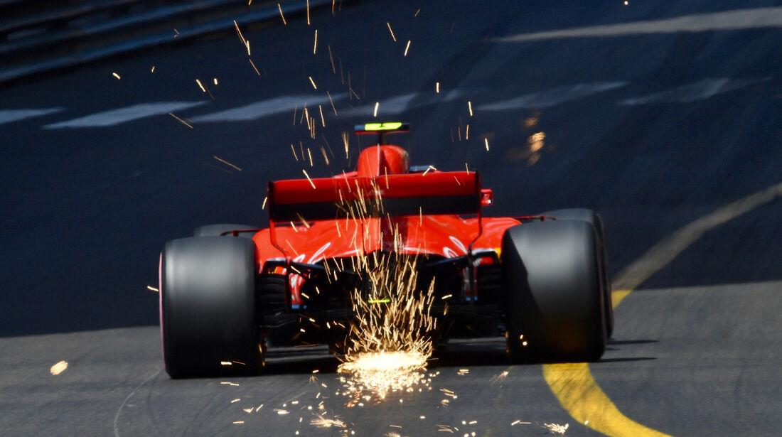 Brendon Hartley - Toro Rosso - GP Monaco - Formel 1 - Samstag - 26.5.2018