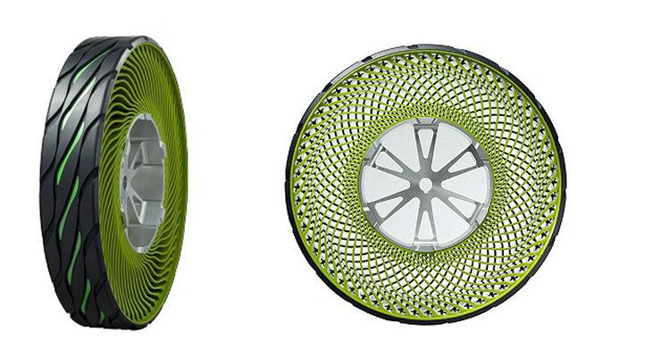 Bridgestone Konzeptreifen