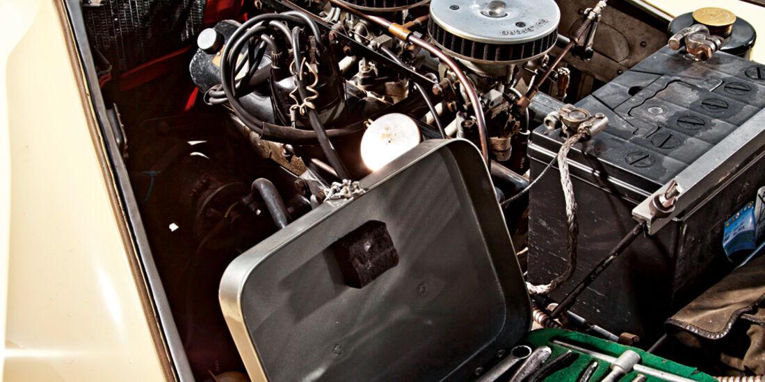 Bristol 400, Motor