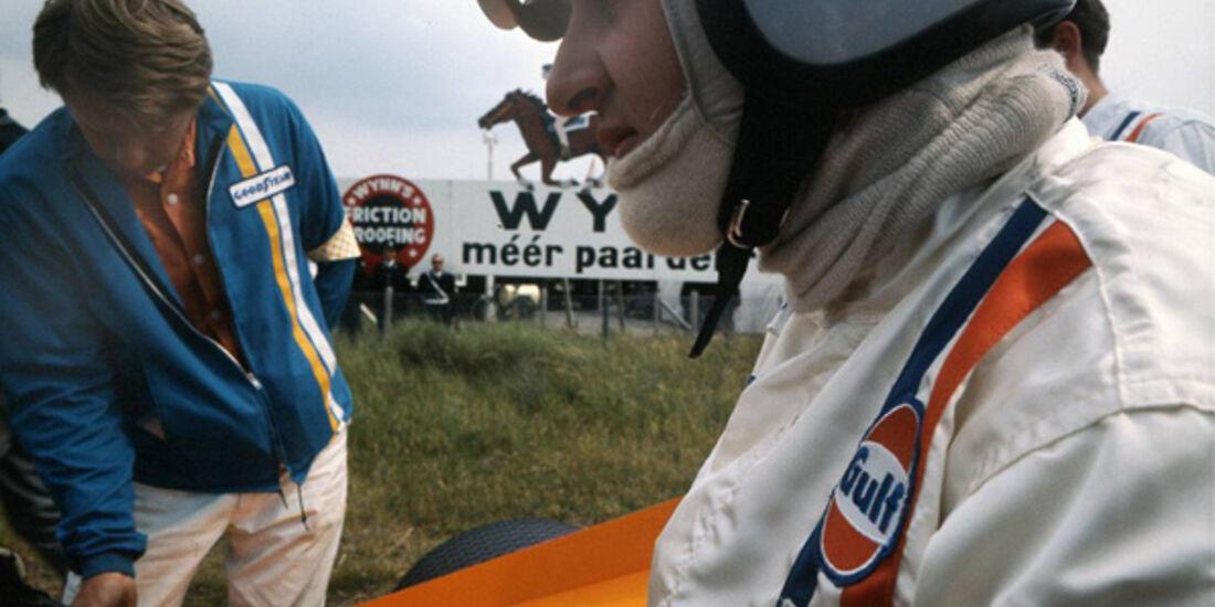 Bruce McLaren 1968