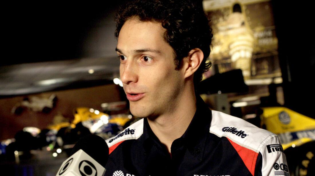 Bruno Senna - Williams 2012