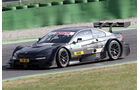 Bruno Spengler DTM Test Hockenheim 2012