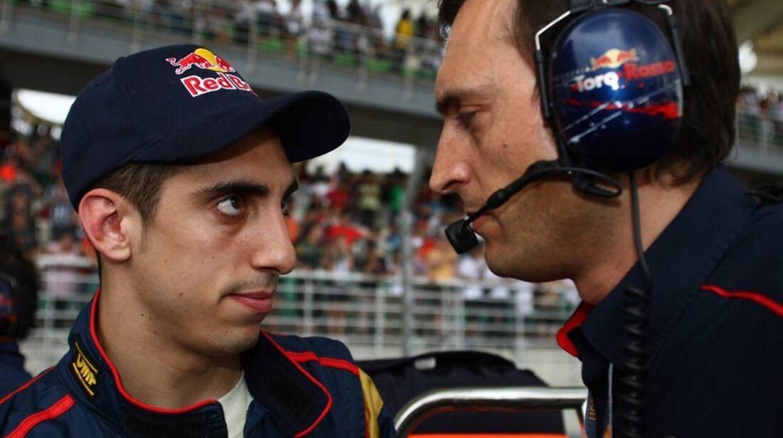 Buemi GP Malaysia 2011 Formel 1