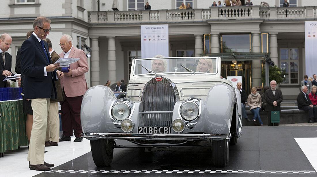 Bugatti 57 C Gangloff Cabriolet