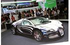 Bugatti IAA 2011 Atmosphäre