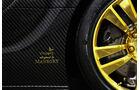 Bugatti Veryron 16.4 Mansory Vincerò d'Oro, Felge