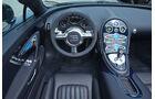Bugatti Veyron 16.4 Grand Sport Vitesse, Cockpit, Lenkrad