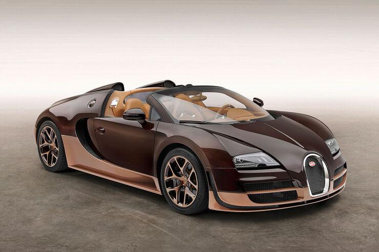 Bugatti Veyron Rembrandt Legends