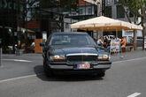 Buick Park Avenue, Frontansicht