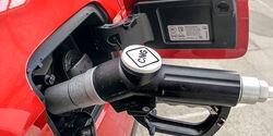 CNG Tankstutzen