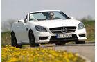 Cabrios bis 100 000 €, Mercedes SLK 55 AMG