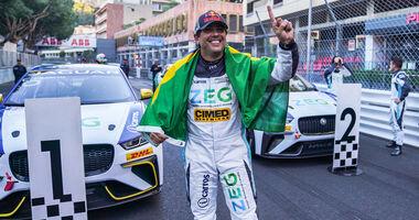 Caca Bueno - Jaguar I-Pace eTrophy - Monaco 2019