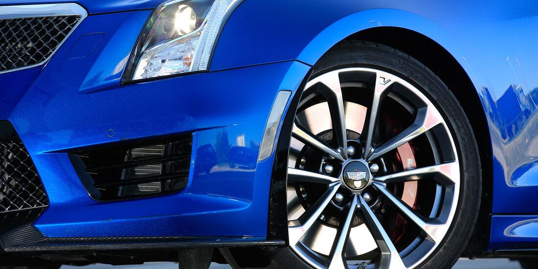 Cadillac ATS-V, Rad, Felge