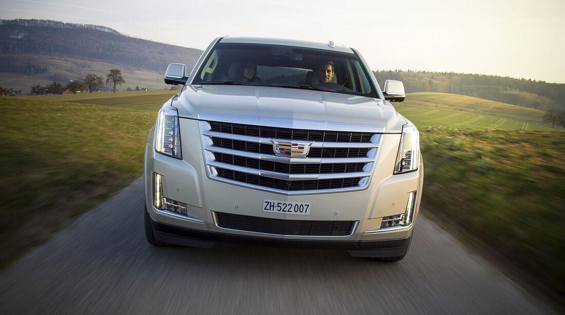 Cadillac Escalade 2015