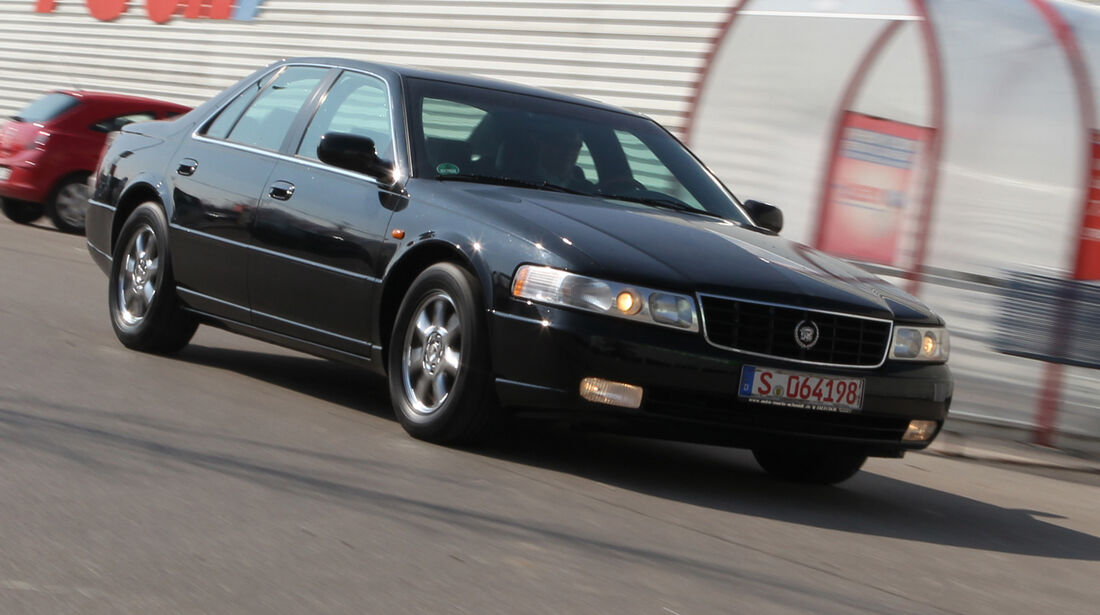 Cadillac Seville STS, Frontansicht