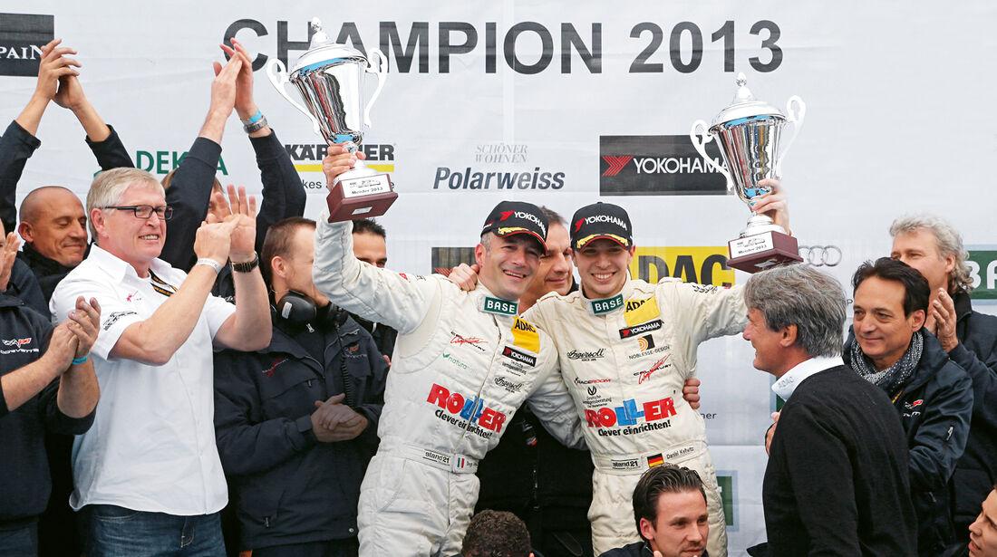 Callaway-Corvette-Team, Diego Alessi, Daniel Keilwitz