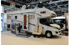 Caravan Salon 2014, Dethleffs