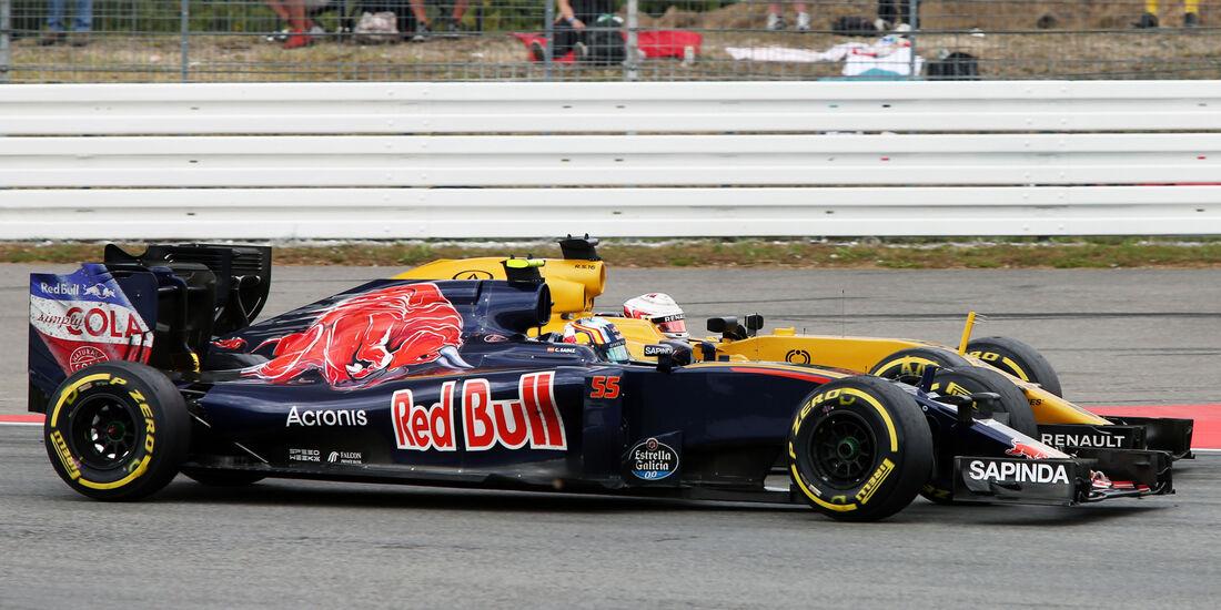 Carlos Sainz - Formel 1 - GP Deutschland 2016