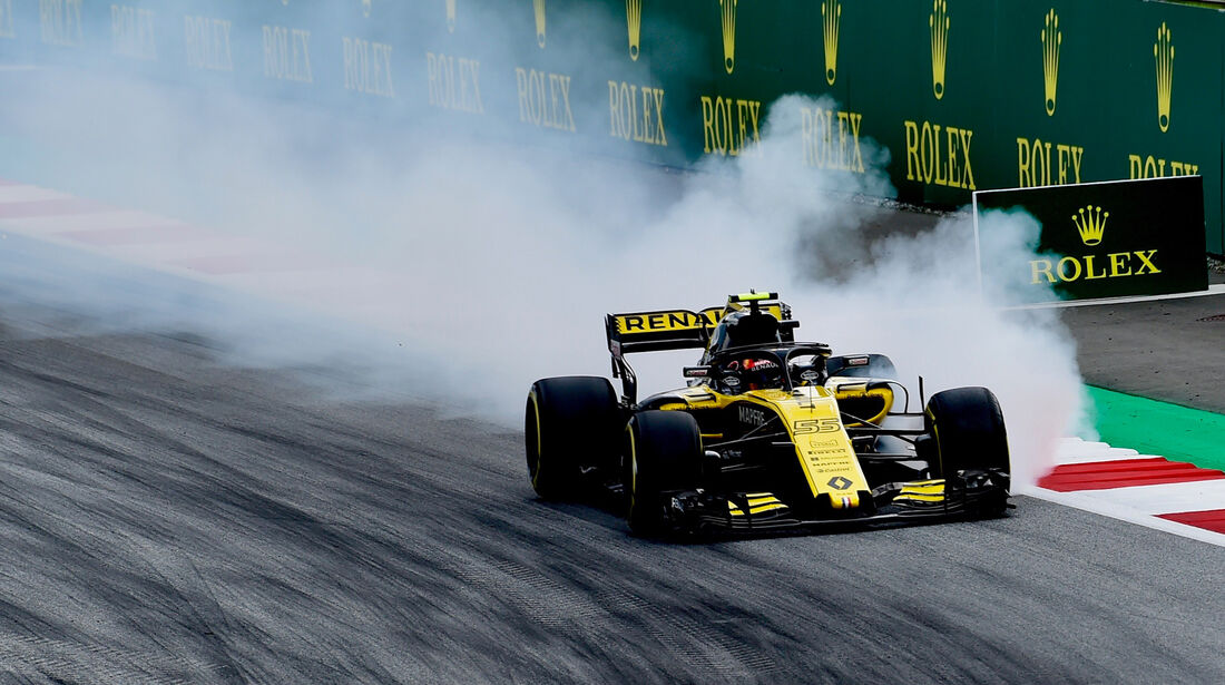 Carlos Sainz - GP Österreich 2018