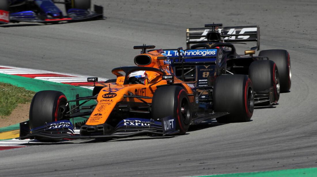 Carlos Sainz - GP Spanien 2019