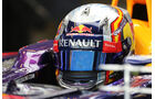 Carlos Sainz Jr. - Red Bull - Formel 1 Test - Abu Dhabi - 25. November 2014