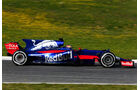 Carlos Sainz - Toro Rosso - F1-Test - Barcelona - 27. Februar 2017