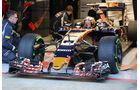 Carlos Sainz - Toro Rosso - Formel 1-Test - Barcelona - 4. März 2016