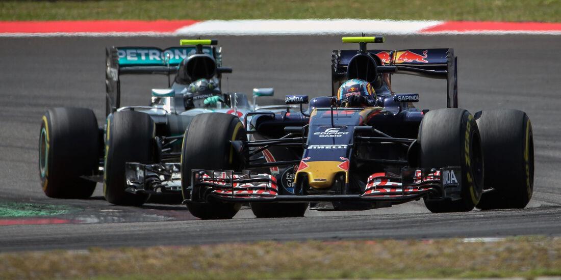 Carlos Sainz - Toro Rosso - GP Malaysia 2016 - Sepang