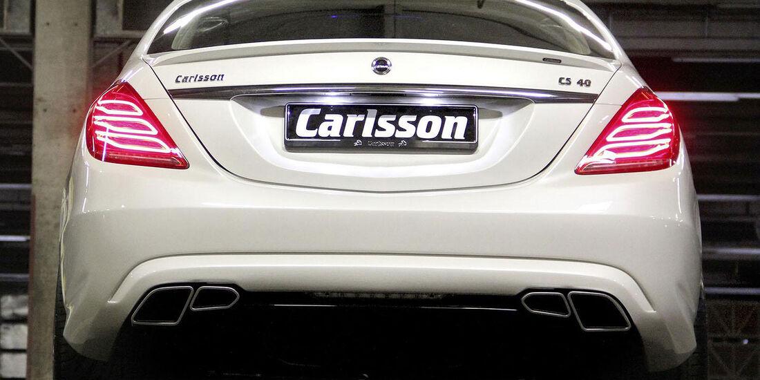 Carlsson Mercedes S-Klasse 2013