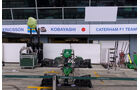 Caterham - Formel 1 - GP Italien - 3. September 2014