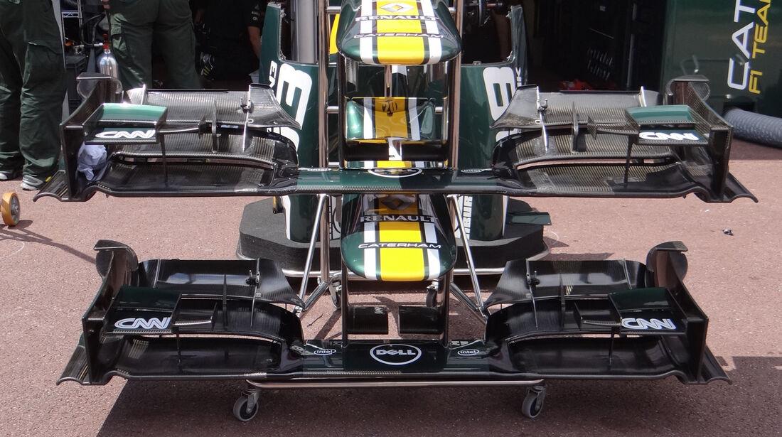 Caterham - Formel 1 - GP Monaco - 24. Mai 2012
