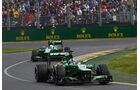Caterham GP Australien 2013
