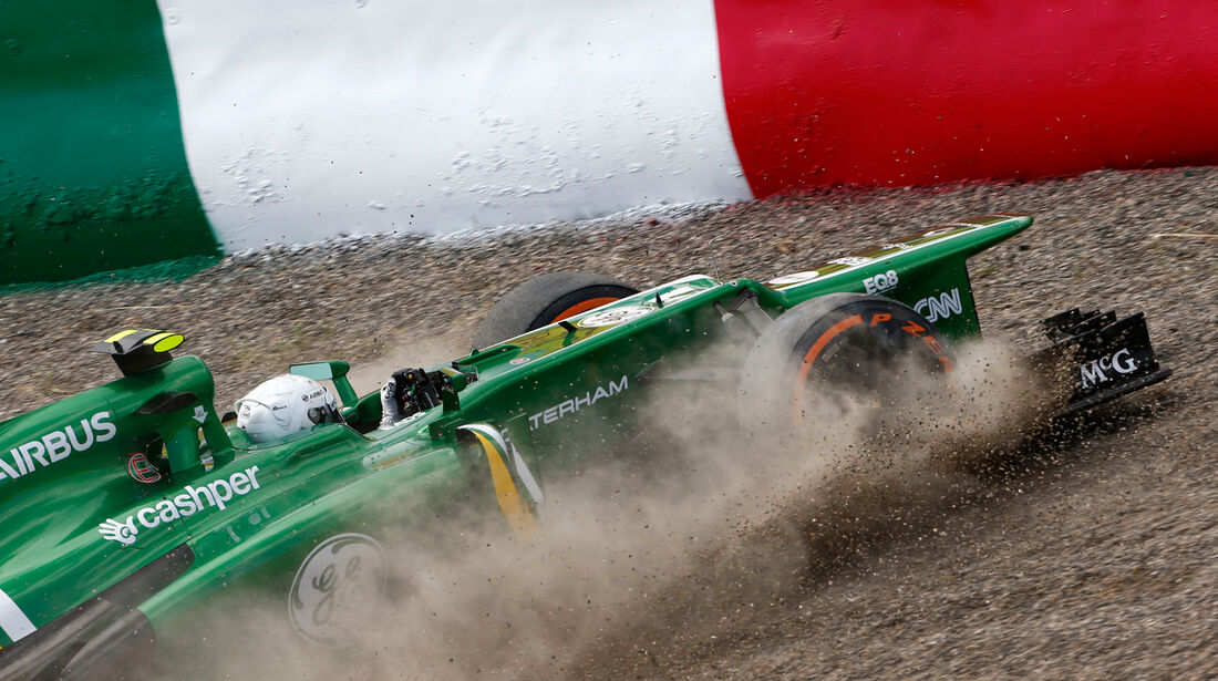 Caterham - GP Japan 2013