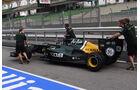 Caterham - GP Malaysia - 22. März 2012