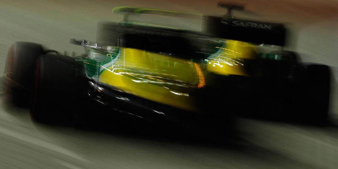 Caterham - GP Singapur 2013