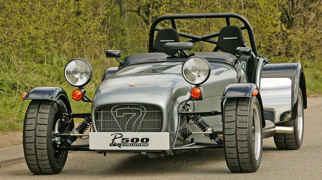Caterham Superlight R500 Evolution (2004)
