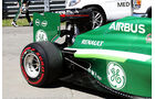 Caterham - Technik - GP Kanada 2014
