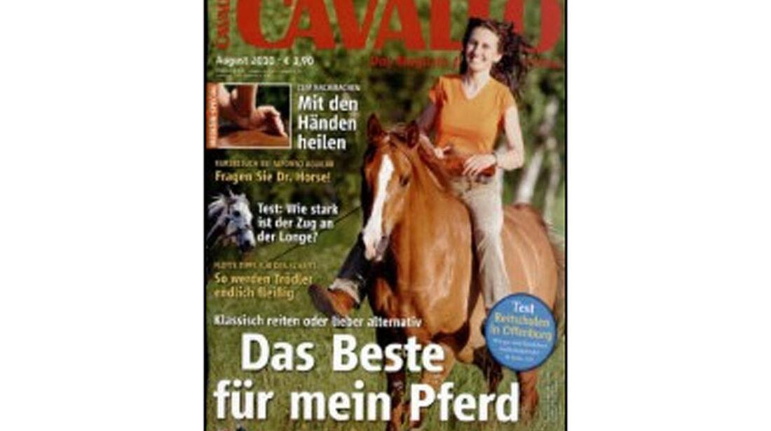 Cavallo Heft August 2010